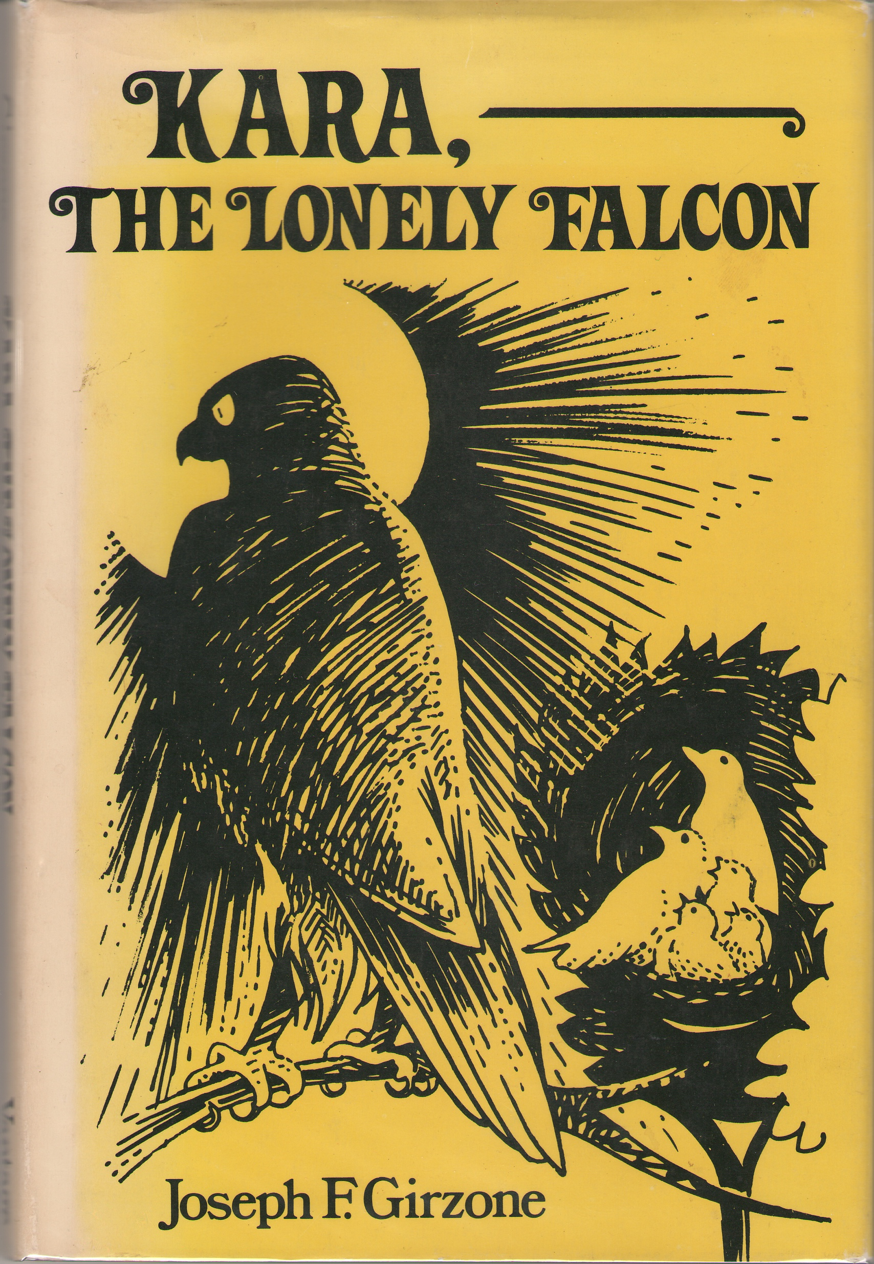 Image for Kara, The Lonely Falcon