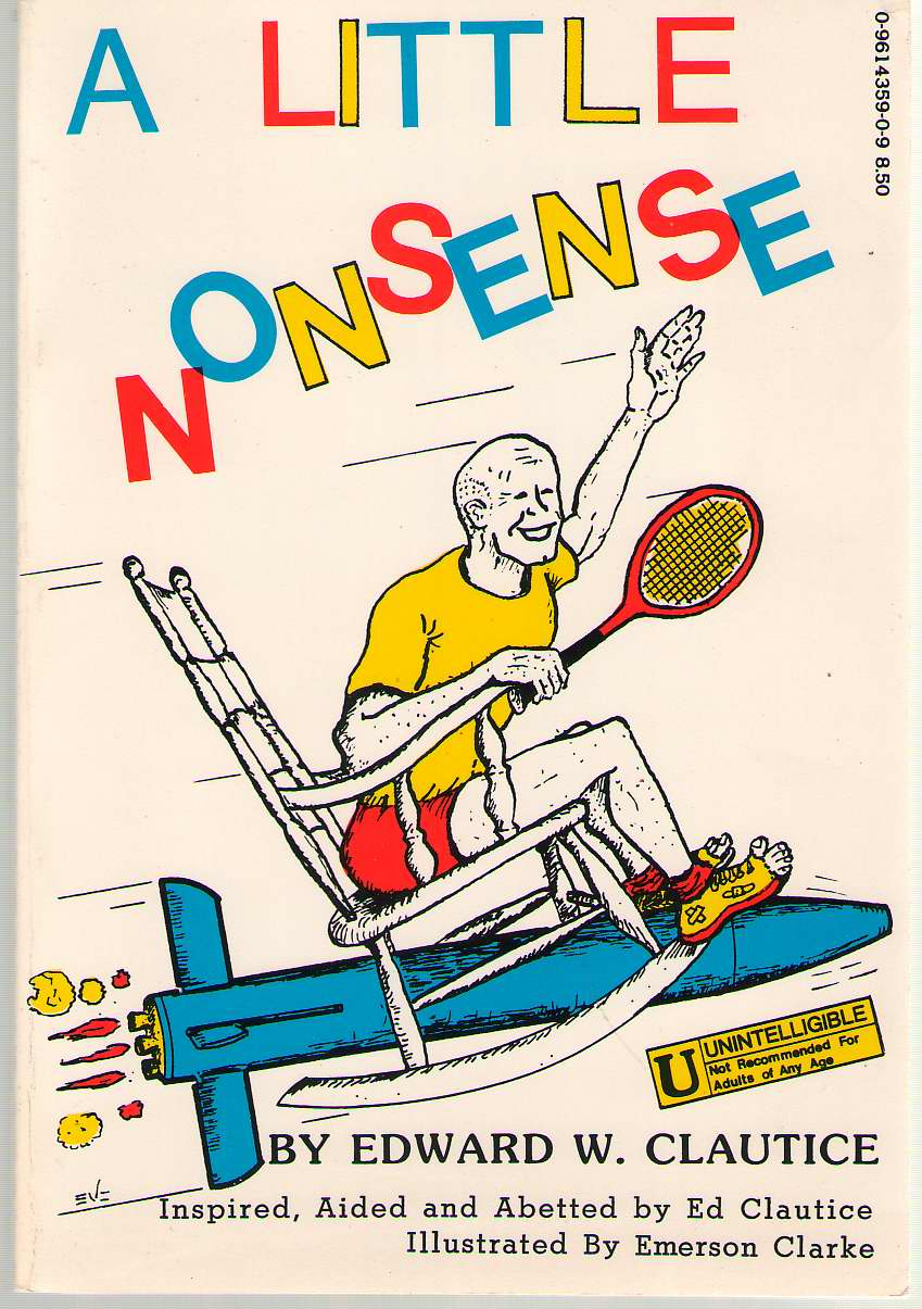 Image for A Little Nonsense