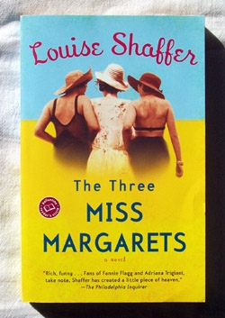 Image for The Three Miss Margarets   A Novel