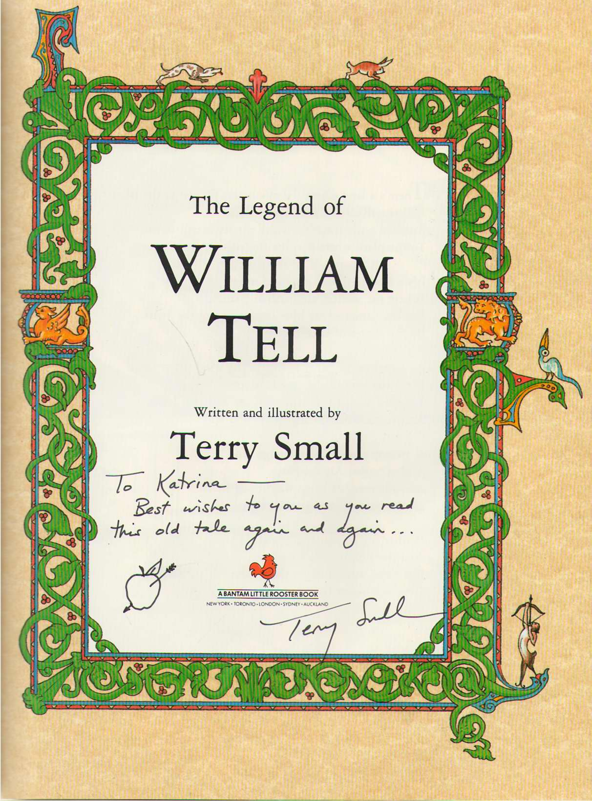 Image for The Legend Of William Tell