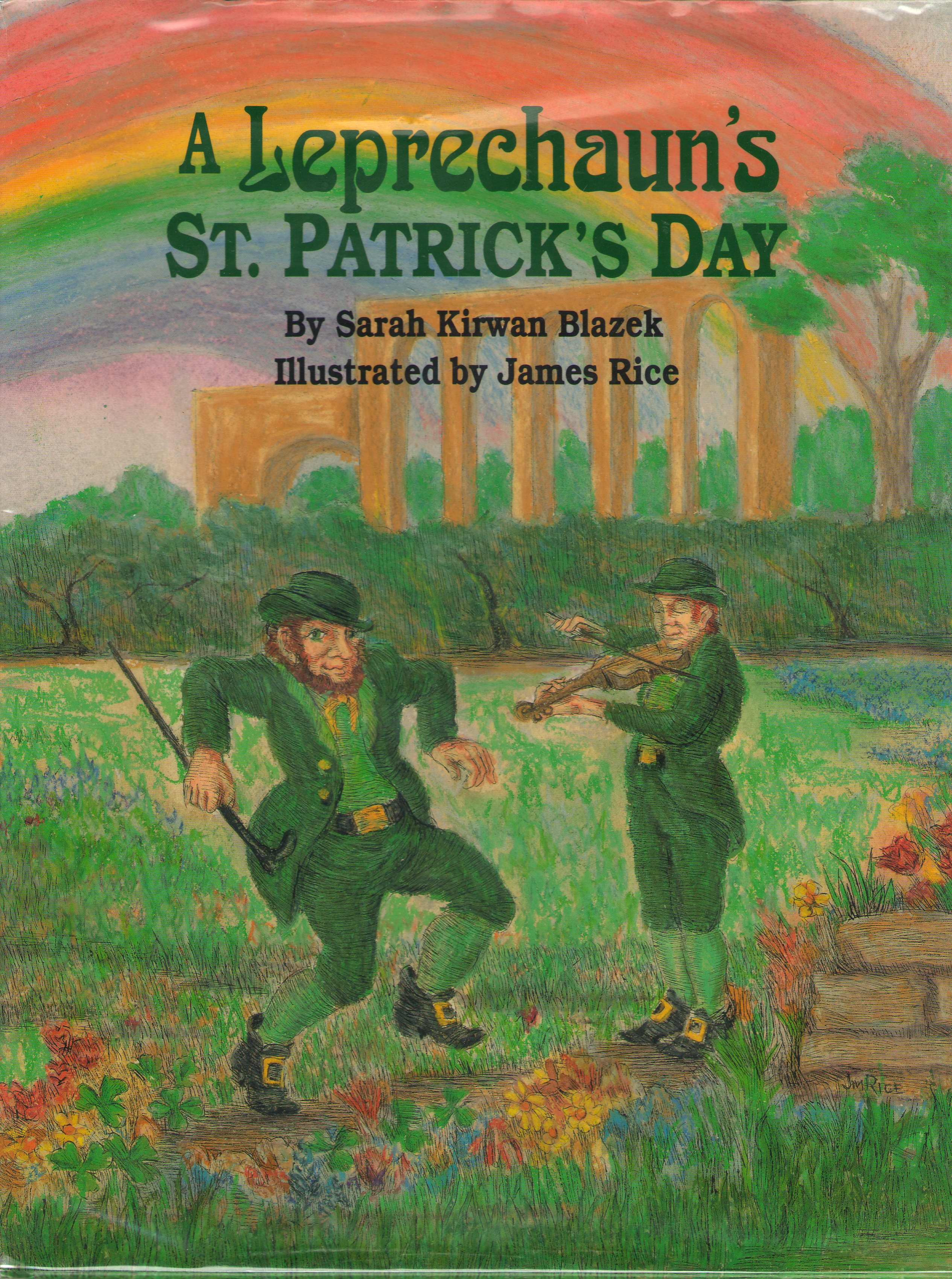Image for A Leprechaun's St. Patrick's Day