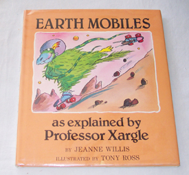 Image for Earth Mobiles, as Explained by Professor Xargle