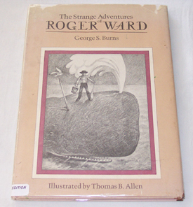 Image for The Strange Adventures Of Roger Ward