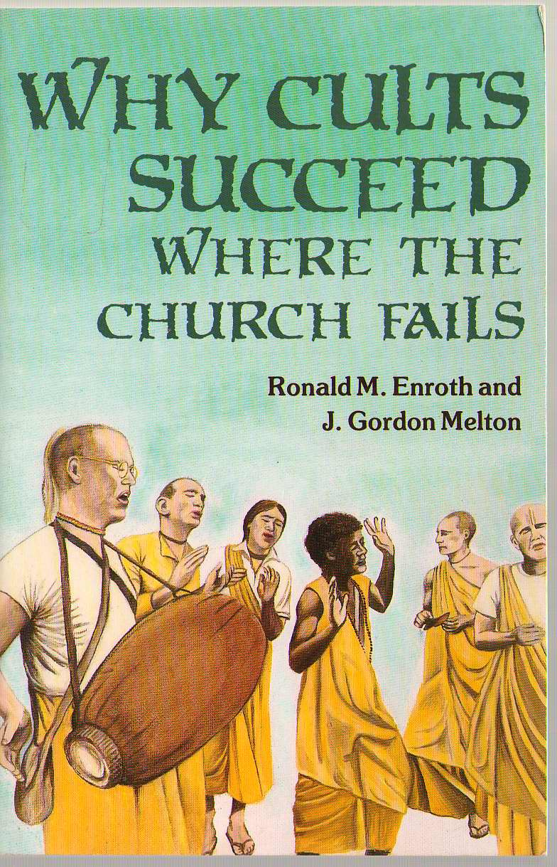 Image for Why Cults Succeed Where the Church Fails