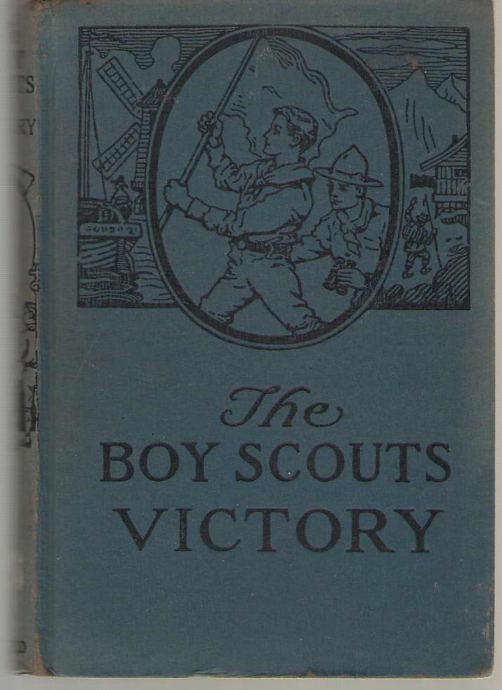 Image for The Boy Scout's Victory