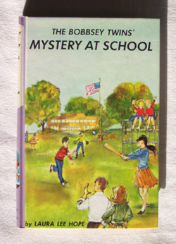 Image for The Bobbsey Twins Mystery At School